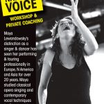 Voice Workshop Lessons Calgary