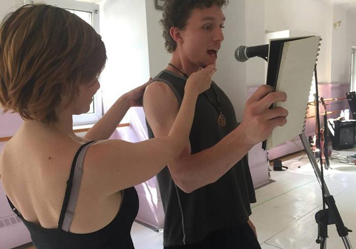 Maya Lewandowsky Singing Teacher Calgary Online