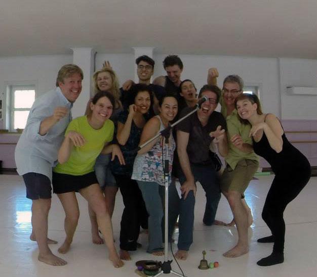 Group Voice Workshop